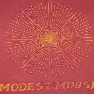 Modest mouse shirt